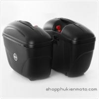 Thùng hông GiVi E21N/SB2000 (Bao gồm bộ khung sắt SB2000) (hàng chính hãng)