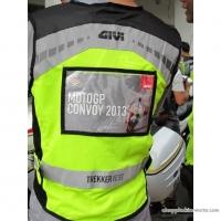 Ao phan quang di tour Givi Vest 01