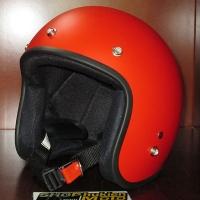Mũ bảo hiểm 3/4 Dammtrax (màu đỏ nhám)