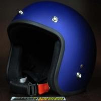 Mũ bảo hiểm 3/4 Dammtrax (màu xanh đậm)