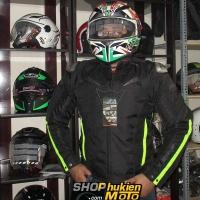 Áo Giáp Bảo Hộ Dainese xanh đen (Super Speed Textile) (size: M/L/XL/XXL)