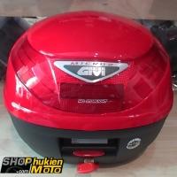 Thùng GIVI E260N (màu đỏ) (hàng chính hãng)