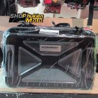 Túi treo hông 2 bên xe MOTO KOMINE SA234 (Màu đen)