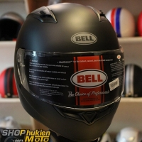 Mũ bảo hiểm Fullface BELL (Chuẩn: DOT, ECE) (Đen nhám) (Size: M/L/XL)