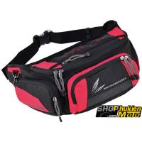 Túi đeo hông (bao tử) TAICHI RSB267 (đỏ/đen)