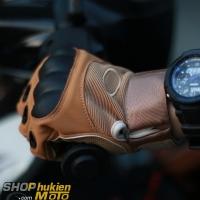 Găng tay OAKLEY CỤT Ngón (màu lính đậm) (Size: M/L/XL)