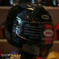 Mũ bảo hiểm Fullface BELL Qualifier (Chuẩn: DOT) (Đen bóng) (Size: XL)