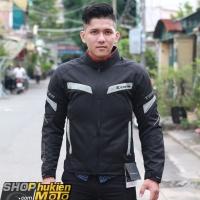 Áo bảo hộ Taichi RSJJ19 (đen) (Taichi jackets) (size: M/L/XL)