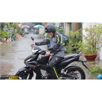 Áo mưa bộ GIVI CRS01-G (size: S/ M/ L/ XL/ XXL)