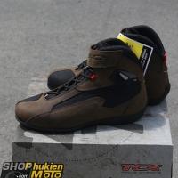 giày moto TCX Pulse Dakar (xám) (Hàng chính hãng)