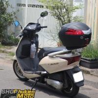 Thùng GIVI (B34N) xe Honda Led