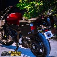 Thùng đôi GIVI E22N cho xe Honda CB650F