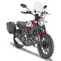 Bộ thùng đôi GIVI cho xe Ducati Scrambler