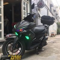 Thùng sau xe Yamaha NVX 155