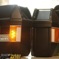 Thùng hông Givi E23N-S/ SB2000 (có đèn)