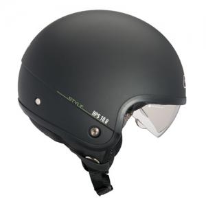 Mũ Bảo Hiểm GIVI 3/4 (HPS 10.8 đen)