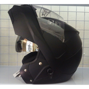 Mũ Bảo Hiểm moto full face lật hàm ZEUS (size: L)
