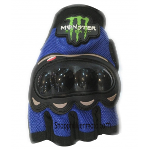 Găng tay cụt ngón monster (size: L/XL)