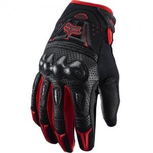 Găng tay Fox bomber/ (đỏ/ đen) (size M/ L/ XL)
