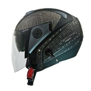Mũ bảo hiểm 3/4 2 kính Astone RS A1 (size: L/ XL)