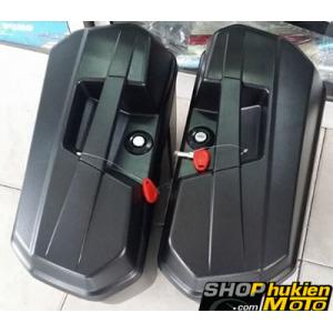 Thùng hông Givi E22N/ SB2000 (Bao gồm bộ khung sắt SB2000) (hàng chính hãng)