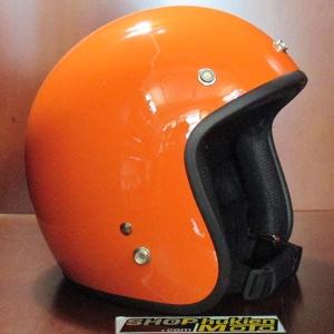 Mũ bảo hiểm 3/4 Dammtrax (cam bóng