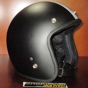Mũ bảo hiểm 3/4 Dammtrax (đen bạc)