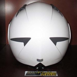 Mũ Bảo Hiểm Fullface Lật Hàm (Cằm) GXT trắng bóng (size L/ XL/ XXL)