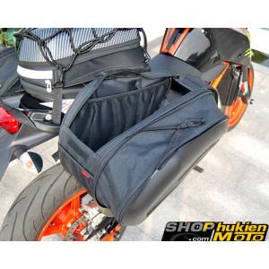 Túi treo hông 2 bên moto KOMINE (SA- 207)