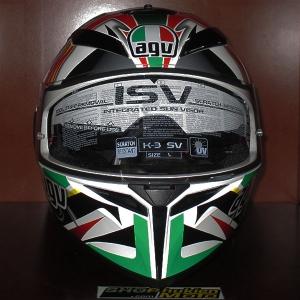 Nón Bảo Hiểm AGV K3 SV Multi - Rav Black/White/Red/Green