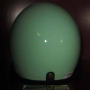 Mũ bảo hiểm 3/4 Dammtrax (Màu xanh ngọc bích bóng)