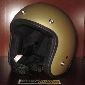 Mũ bảo hiểm 3/4 Dammtrax (Màu đồng bóng)