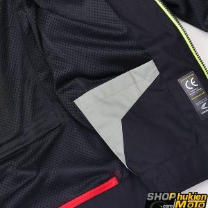 Áo bảo hộ Taichi RSJJ19 (Taichi Jacket) (đen sọc đỏ) (size: M/L)
