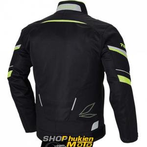 Áo bảo hộ Taichi RSJJ19 (Taichi Jacket) (đen sọc dạ quang) (size: XL)
