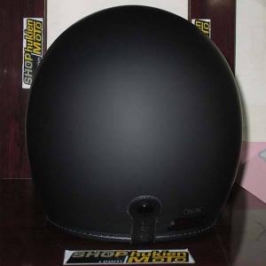 Mũ cafe racer 3/4 HJC FG 70s (Đen Nhám) (size: L/ XL)