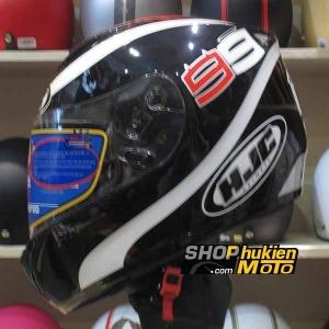 Mũ bảo hiểm fullface HJC (JL SPARTAN 99) (MSP: JL 1156) (size: XL)