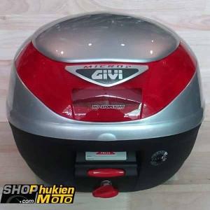 Thùng GIVI E260N (màu bạc) (hàng chính hãng)