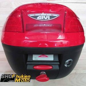 Thùng GIVI E230N (màu đỏ) (hàng chính hãng)