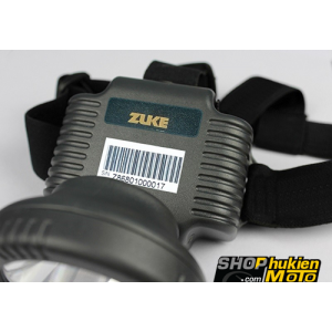 Đèn pin đeo trán dùng đi phượt ZUKE ZK1682