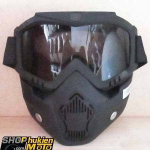 Kính B2 và mặt nạ B- Mask (màu khối)
