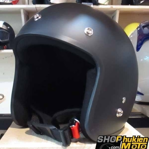 Mũ bảo hiểm 3/4 DAMMTRAX ASIA (MOHAVE NOMADS ĐỎ)