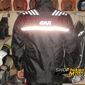 Áo mưa bộ GIVI RRS04N (Size S/ M/ L/ XL/ XXL/XXXL)
