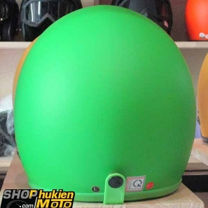 Mũ bảo hiểm 3/4 ROYAL M20 (xanh lá nhám) (Size M/ L)