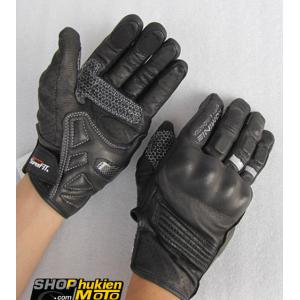 Găng tay Komine GK-141 (đen) (size: L/XL)