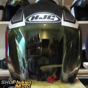 Kính thay cho nón HJC IS 33 (màu VÀNG)