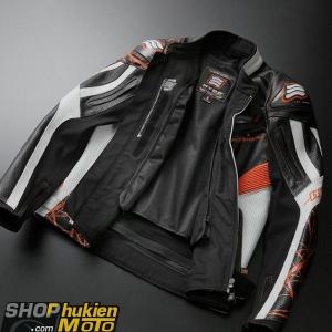 Áo giáp da Hyod ST-X LEATHER (Size: L)
