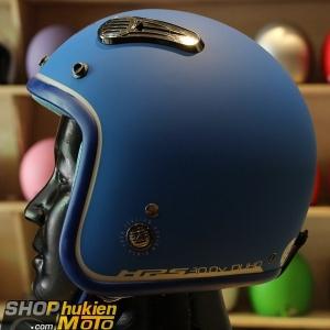 Mũ 3/4 GIVI DUHO Matt Blue (Size: M/L)