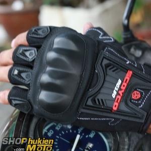 Găng tay Scoyco MC12 (Cụt ngón)