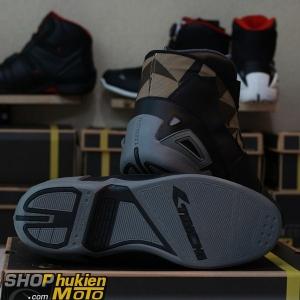 Giày moto TAICHI RSS008 (camo) (Hàng chính hãng)