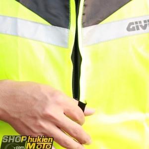 Áo phản quang GIVI CVS01 (Hàng chính hãng)